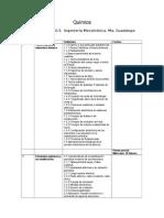 Dosificación Quimica-Mecatronica