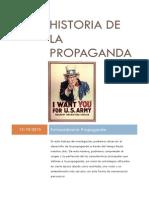 Historia de La Propaganda