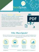 PlaceSpeak Company Profile