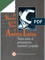 Los Silencios y Las Voces en América Latina