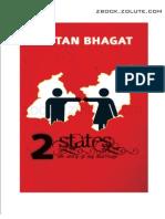 2 States Chetan Bhagat Zbook_zolute_com