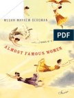Almost Famous Women Stories By Megan Mayhew Bergman