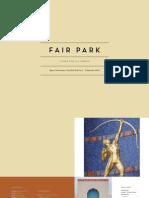 Fair Park Task Force