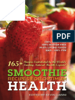 33558899 166 Smoothie Recipes