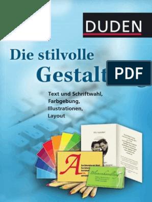 Bambach Horst Eva Duden Die Stilvolle Gestaltun Pdf