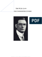 The w.d. Gann Master Commodities Course