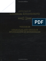 Advances in Chemical Engineering, Volume 29_Molecular and Cellular Foundations of Biomaterials