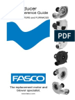 Fasco Draft Inducer Cross Reference Guide