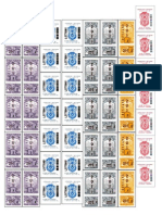Timbres Fiscales en Papel Adhesivo