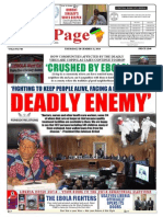 Thursday, December 11, 2014 Edition