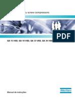 Manual de Instrucao GA 15-30VSD 2014