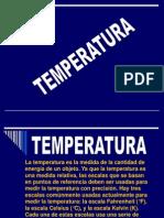 intrumentos de medicion de temperatura