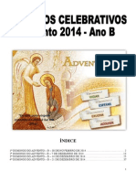 Roteiros Celebrativos - Advento 2014 - Ano b