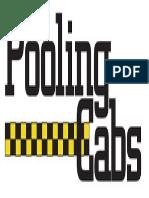 Pooling Cabs Logo