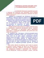 23207453 Comunicarea Prezidentiala in Contextul Social Politic Actual