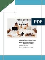 ENSAYO REDES SOCIALES Y FAMILIA.doc