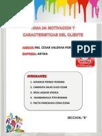 24.Motivacion y Caarcteristicas Del Cliente.iii FASE