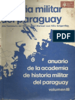 Anuario de la Academia de Historia Militar del Paraguay 1987-1988