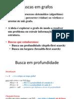 Slides Algoritmos de Grafos