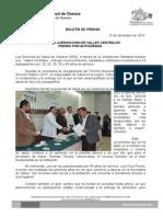 10 de diciembre 2014 ENTREGA JURISDICCIÓN DE VALLES CENTRALES PREMIO POR ANTIGÜEDAD.doc
