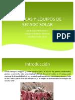 Técnicas y Equipos de Secado Solar (2)