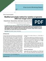 jurnal isolasi DNA