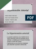hipertensin             arterial