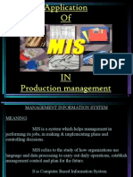 14038469 Mis Role in Production 12