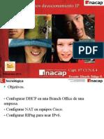 07 Servicios Direccionamiento IP