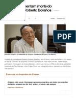 Famosos Lamentam Morte Do Comediante Roberto Bolaños - Últimas Notícias - UOL Televisão
