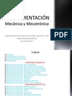 Instrumentación MecInstrumentacion Mecanica y mectronicaánica y Mecatrónica