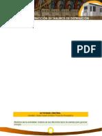 ActividadCentral y Complementaria U1