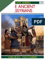 Osprey - Elite 39 - The Ancient Assyrians