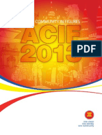 ASEAN Community in Figures 2013