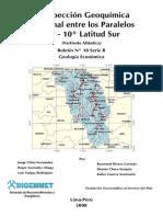 BOLETIN Nº 018- PROSPECCION GEOQUIMICA REGIONAL EN ANCASH - FRANJA ANTAMINA.pdf