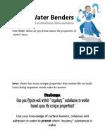 water benders
