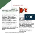 Informatica Juridica en El Peru