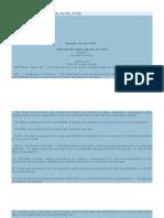 Clean Air Act of 1999 [Republic Act No. 8749]