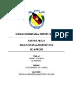 Kertas Kerja Majlis Graduasi KEDAP
