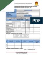 Informe Sobre Elecciones Municipales Escolares-2013