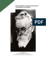 40129342 Vladimir Ivanovich Vernadsky y Su Teoria Revolucionaria de La Biosfera y La Noosfera
