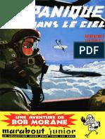 [Bob Morane-005]Panique Dans Le Ciel(1954).French.ebook.alexandriZ