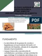 4. Cereales y Oleaginosas