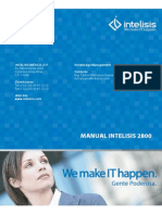 Intel is is Manual