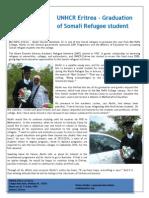 - unhcr eritrea - graduation of somail student
