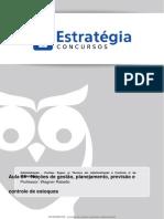 04-1 - Noções de Gestão, Planejamento, Previsão e Controle de Estoques