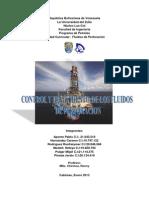 Control y Tratamiento de Los Fluidos de Perforacion 2do 20121