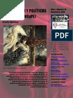 Boletín N° 10 Nodo Género y Políticas de Equidad