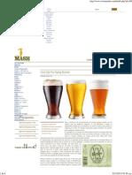 PARTI GYLE Revista MASH - Ciencia Cervecera