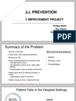 fall prevention - qi project